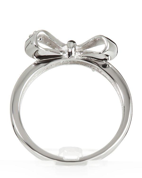 9138 ring mit schleife 925er silber rhodiniert zirkonia. Black Bedroom Furniture Sets. Home Design Ideas